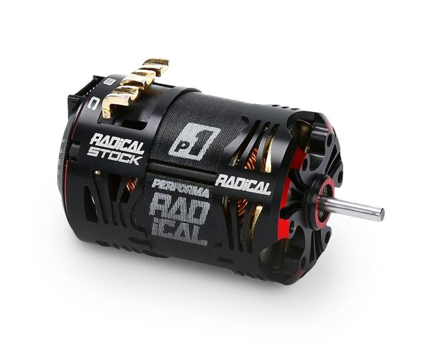 PA9336-Performa P1 Radical 540 Stock Motor 21.5 T (Qualified)